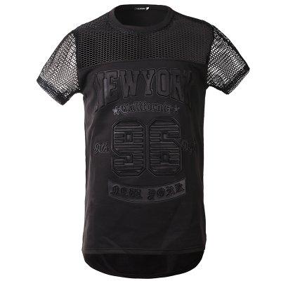 Mens-T-Shirt-2017-Summer-Listing-Mesh-hollow-Hooded-Casual-Man-S-Slim-Fit-Short-Sleeve_45