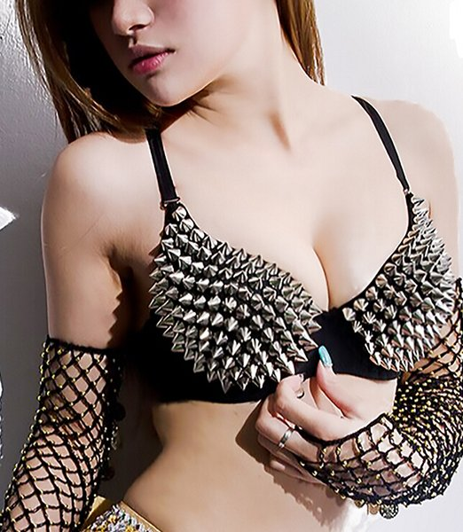 TFGS-Sexy-Bra-Women-Fashion-Spike-Stud-Rivet-Bra-Gold-Silver-Lingerie-Punk-Party-Wear-Clubwear_5